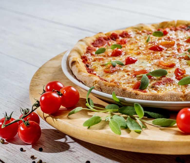 Speisekarte - Pizza